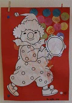 Knutselideeen voor kinderen, rondom het thema carnaval. Knutselen met het thema carnaval en nog meer thema's vind je op deze site