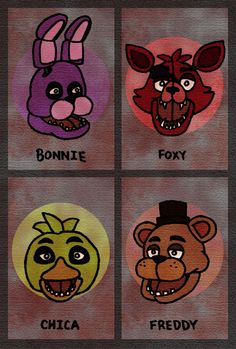 Why I my fav character always missing golden Freddy I'm sorry nobody pays attention to u ur the best!