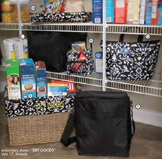 Beautiful products from Thirty One Gifts.  Great for organizing.