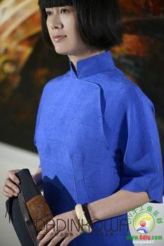 Qipao style