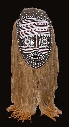 Congo Tshokwe Mask by RasMarley, via Flickr