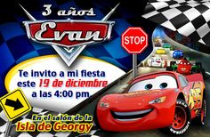 Invitaciones de CARS.