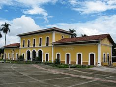 Estación del Ferrocarril - Buga #colombia