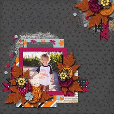 GingerBread Ladies Monthly Mix: Here Comes Halloween: http://store.gingerscraps.net/GingerBread-Ladies-Monthly-Mix-Here-Comes-Halloween.html  Picture Perfect 155 by Aprilisa Designs: http://store.gingerscraps.net/Picture-Perfect-155.html
