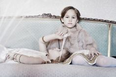 Pale Cloud children's daily couture AW12