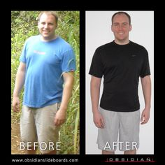 Zac lost 30 lbs in 12 weeks doing #obsidian! Read the rest of his testimonial here: http://www.obsidianslideboards.com/slide-board-testimonials.html.   #fitness #slideboard #obsidianslideboard #transformation #motivation #fit #inshape #exercise #fitspo #fitspiration #workout #transform #transformationtuesday #inspire