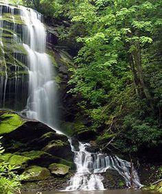 Catawba Waterfalls in North Carolina Mountains.....this is soooo close to Statesville .
