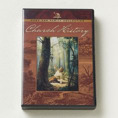 LDS Church History DVD Collection - This will be great to use on the road.