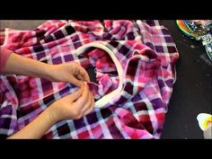Carseat Poncho Tutorial and Pattern - YouTube