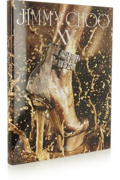 RIZZOLI  Jimmy Choo XV hardcover book