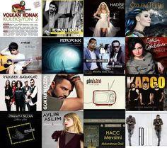 2013 Mart (1-15) Ayında Çıkan Tüm Albümler (64 Adet) | Mp3indirbe.com
