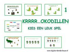 Digibordles: Krrrr...okodil 7 verschillende spelletjes voor groep 1 digibordonderbouw.nl