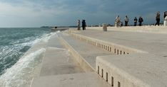 Listen To 230-Ft Organ That Uses The Sea To Make Haunting Music In Croatia | Bored Panda