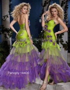 Mardi Gras Ball Dresses