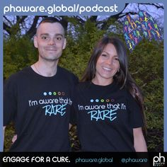 I'm Aware That I'm Rare: the phaware™ podcast: Inspired by HOPE Transcript