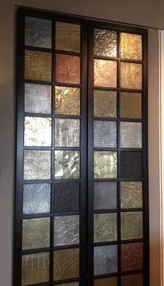 Doors in our studio with inset cast metallic panels Living Room Designs, Living Room Decor, Steel Doors And Windows, Entryway Shoe Storage, Metal Screen, Showroom Design, Elegant Living Room, Lounge Decor, Metal Panels