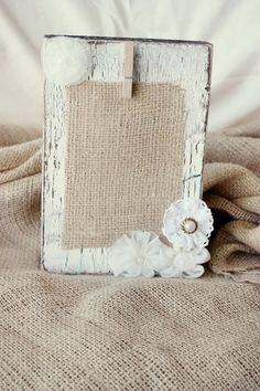 Love this!! Picture frame~