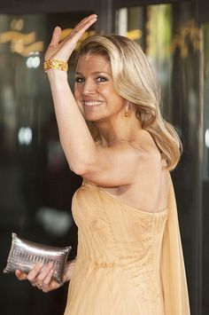 Fabulous at 40: Princess Maxima is the star guest at birthday celebrations