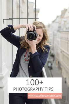 100+ photography tips! Wow! So many fantastic photography tutorials all in one place. It covers everything from beginner photography tips to advanced photography tips. Can't wait to dive deeper into photography with these tutorials.