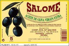 aceite Salomé