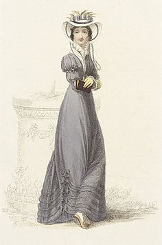 Regency - and what a cute pose!