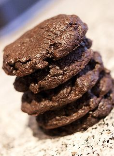 Candice's Low Carb Chocolate Mint Cookies : Sweet treats Forum : Active Low-Carber Forums Looks like with a little tweaking this can be a deadly double chocolate cookie. Heading to the mixer as we speak!