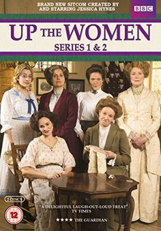 DVD and Blu-ray rental - Rent the best of British TV series on DVD and Blu-ray with Cinema Paradiso. Amazon Movies, Netflix Movies, Bbc Tv Shows, Movies And Tv Shows, Period Drama Movies, Period Dramas, Up The Women, Movies To Watch Online, Watch Movies