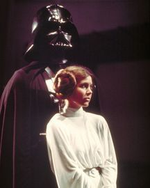 Princess Leia Organa from Star Wars Episode 4 A New Hope