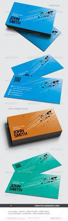 Creative Business Card - 22