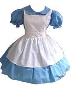 I so love Alice in Wonderland. I want this for Halloween.