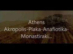 Athens-Akropolis-Plaka-Anafiotika...