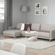 Söderhamn Sofa, Ikea Sofa, Couches, Beautiful Houses Interior, Beautiful Interiors, Interior Inspiration, Room Inspiration, Normal House, 60 Kg