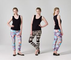 TheSewcial.com - Project View - Leggings