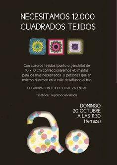 Tejido Social Valencia en las I Jornadas de artesanía y diseño