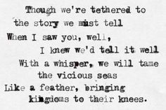 Turning Page - Sleeping At Last...