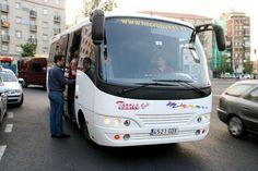 Alquiler de minibus y microbus en Madrid - Viaje de día completo a Toledo