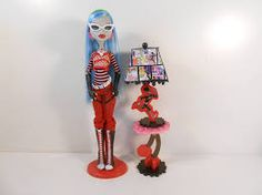 Image result for Monster High ghoulia's furniture