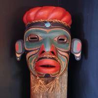 Chief Mask by Trevor Huntt
