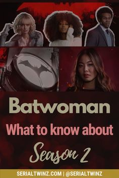 Missing Batwoman? We do too, that's why we wrote a blog post about everything we know about the upcoming Batwoman Season 2 which should premiere on The CW on January 2021. So click the pin to read all about Batwoman Season 2 now starring the talented Javicia Leslie: news, cast, plot, spoilers, S1 Recap, trailer, promo, and more   #Batwoman #TVSeries #BatwomanS2 #TheCW Dc Comics Tv Series, Marvel Series, The Cw Tv Shows, Dougray Scott, Superhero Tv Shows, Universe Tv, Black Siren, Ally Mcbeal, Cw Dc