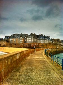 St. Malo, France    Spring Break 2014