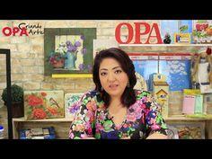 Limpeza de Stencil OPA com Mayumi Takushi - YouTube