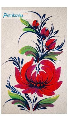yHLHYYlDSOU.jpg (417×751) Tole Painting, One Stroke Painting, Fabric Painting, Watercolor Paintings, Ukrainian Art, Art Deco Design, Fantastic Art, Paint Designs, Embroidery Art