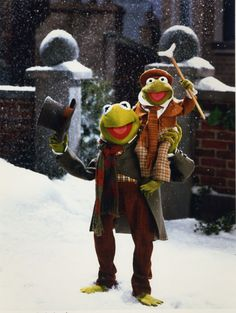 Top 10 Christmas movies: A Muppet Christmas Carol | Christmas ...