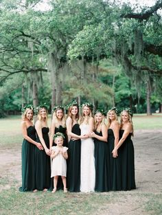 Taylor and Mitch's Charleston Wedding by Emily March Photography | Wedding Sparrow