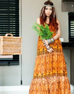 Bluseagal - Mystic Gypsy Dress, $74.00 (http://www.bluseagal.com/products/mystic-gypsy-dress.html)