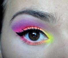Neon – Makeup Geek Idea Gallery