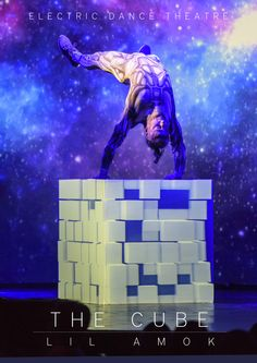 Video Mapping & Breakdance Show performd by lil amok