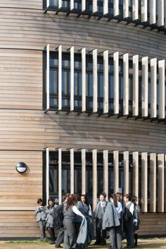 The Langley Academy by Foster + Partners