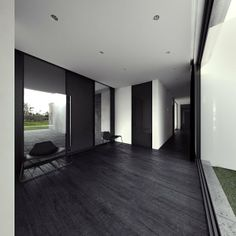 Ultra Minimal and Clean House - CZ House