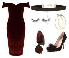 """hoe appointment"" by oddgrrrl on Polyvore featuring Kate Spade, Lipstick Queen and Jill Platner"